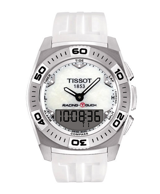 Часы Tissot T-Tactile Racing-Touch T0025201711100 Tissot T-Tactile Racing-Touch T0025201711100