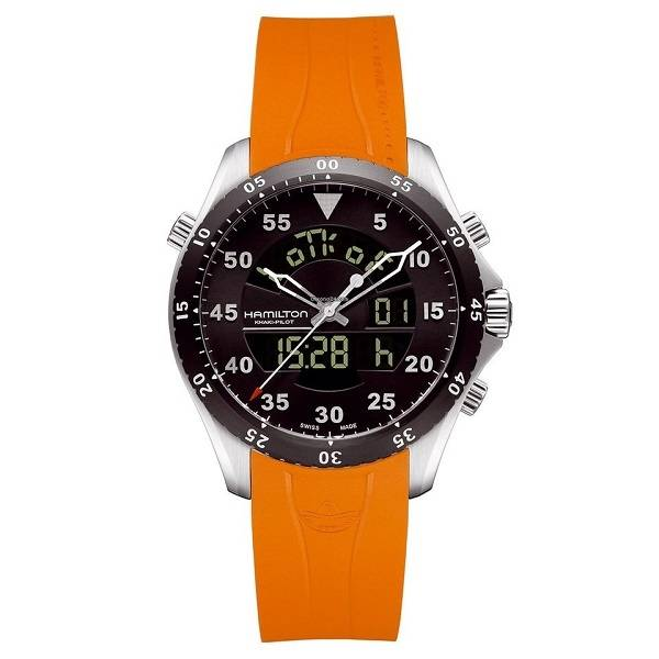 Часы Hamilton Khaki Aviation Н64554431 Hamilton Khaki Aviation Н64554431