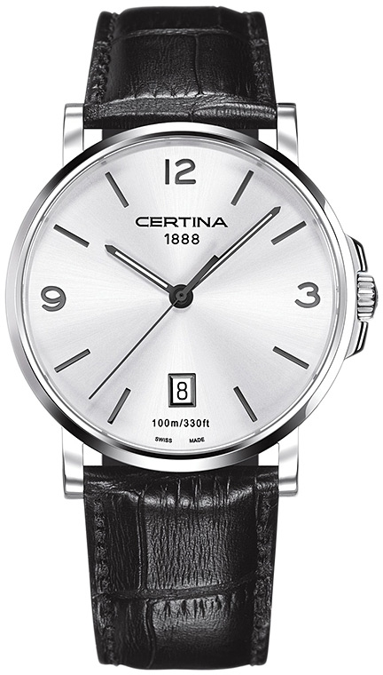 Часы Certina DS Caimano C0174101603700 Certina DS Caimano C0174101603700