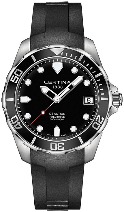 Часы Certina DS Action C0324101705100 Certina DS Action C0324101705100