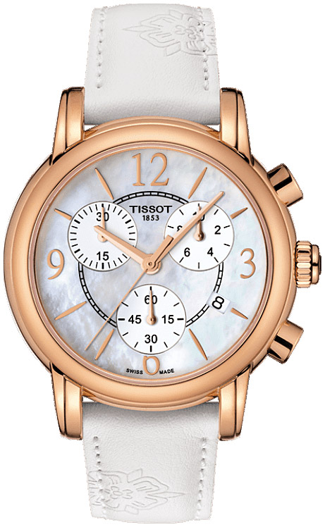 Часы Tissot T-Lady Dressport T0502173711700 Tissot T-Lady Dressport T0502173711700