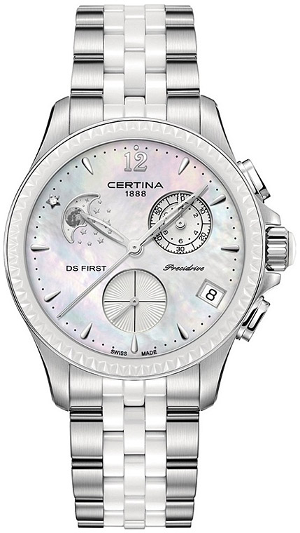 Часы Certina DS First C0302501110600 Certina DS First C0302501110600