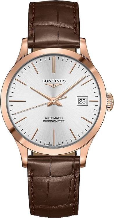 Часы Longines Record collection L28208722 Longines Record collection L28208722