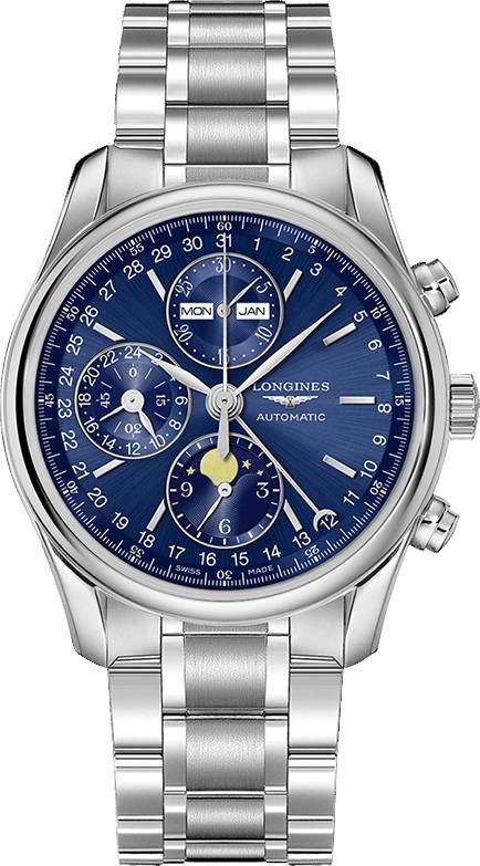 Часы Longines Master Collection L26734926 Longines Master Collection L26734926