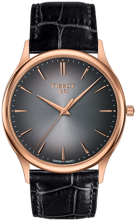 Часы Tissot T-Gold Excellence T9264107606100 Tissot T-Gold Excellence T9264107606100