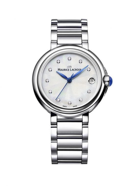 Часы Maurice Lacroix Fiaba Date FA1004-SS002-170-1 Maurice Lacroix Fiaba Date FA1004-SS002-170-1