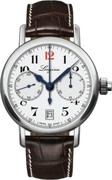 Часы Longines Column-Wheel Chronograph L27754235 Longines Column-Wheel Chronograph L27754235